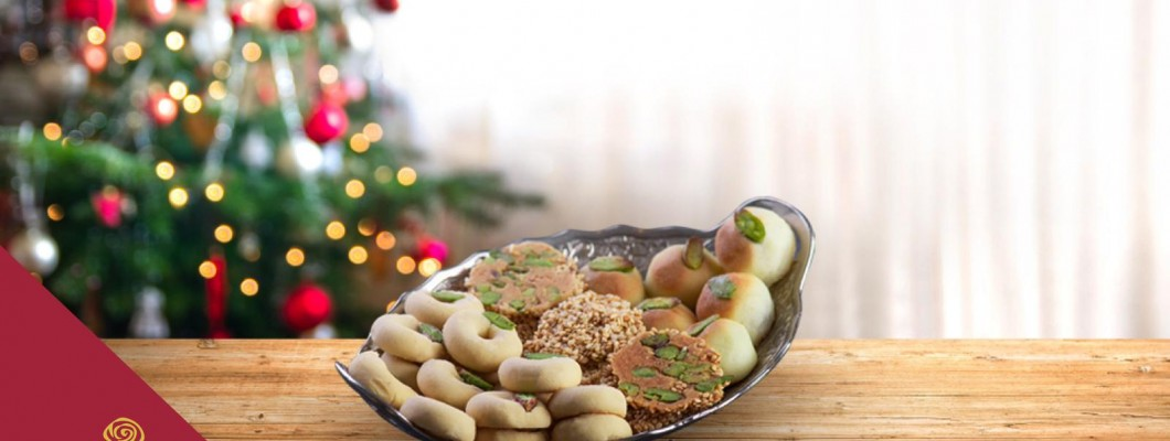 The festive season will not be completed without Semiramis sweets