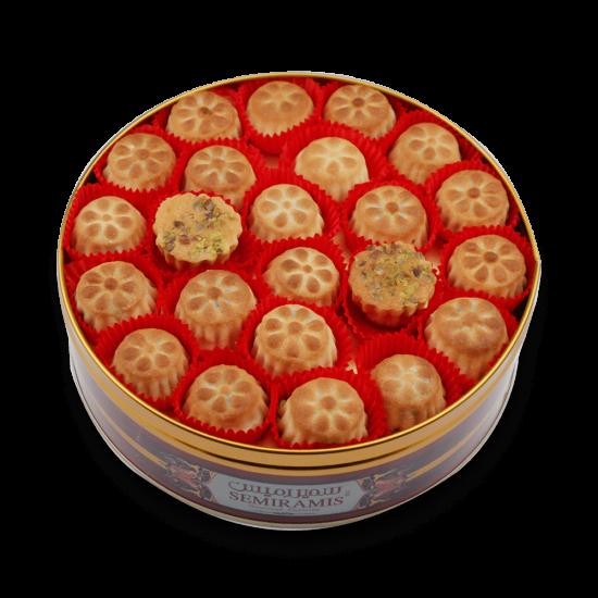Filled Date Cookies (Medium) 750g