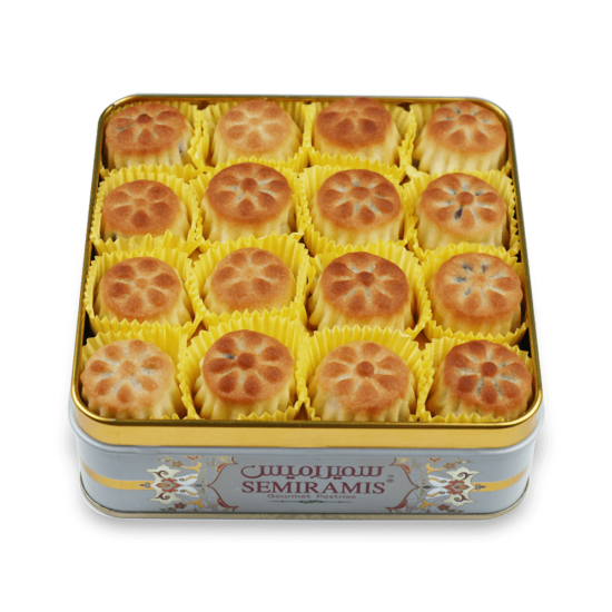 Filled Date Cookies (Petite ) 500g