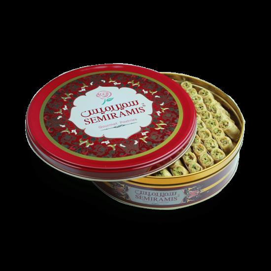 Pistachios rolls 750g