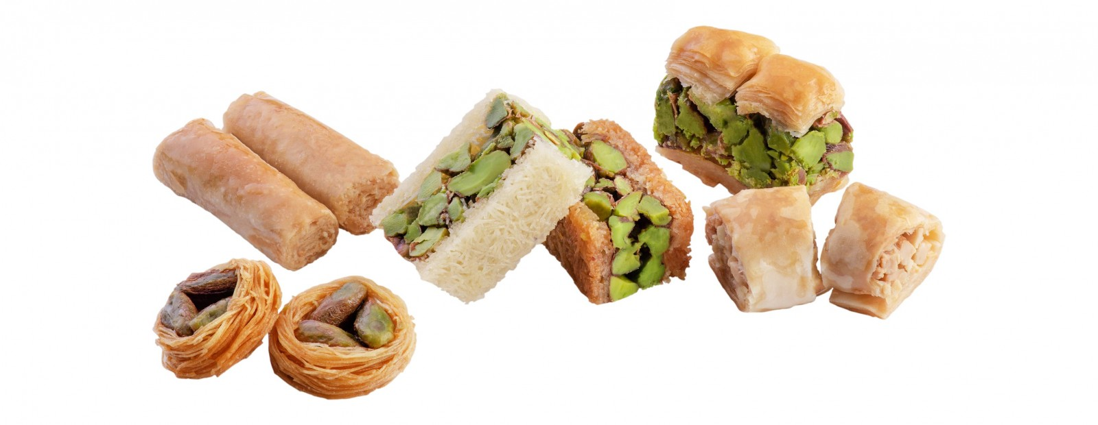 Authentic Syrian Sweets